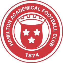 Hamilton Academical Logo