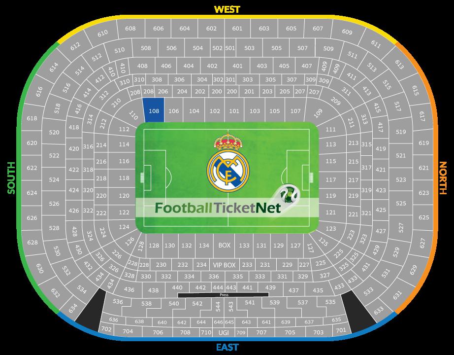 Image Result For Real Madrid Vs Celta Vigo Football Ticket Net