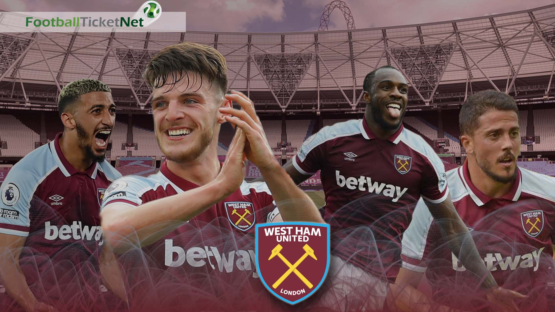 Billets West Ham United
