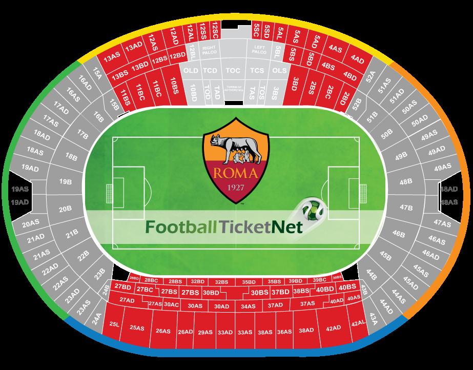 AS Roma vs Juventus at Stadio Olimpico on 12/01/20 Sun 20 ...