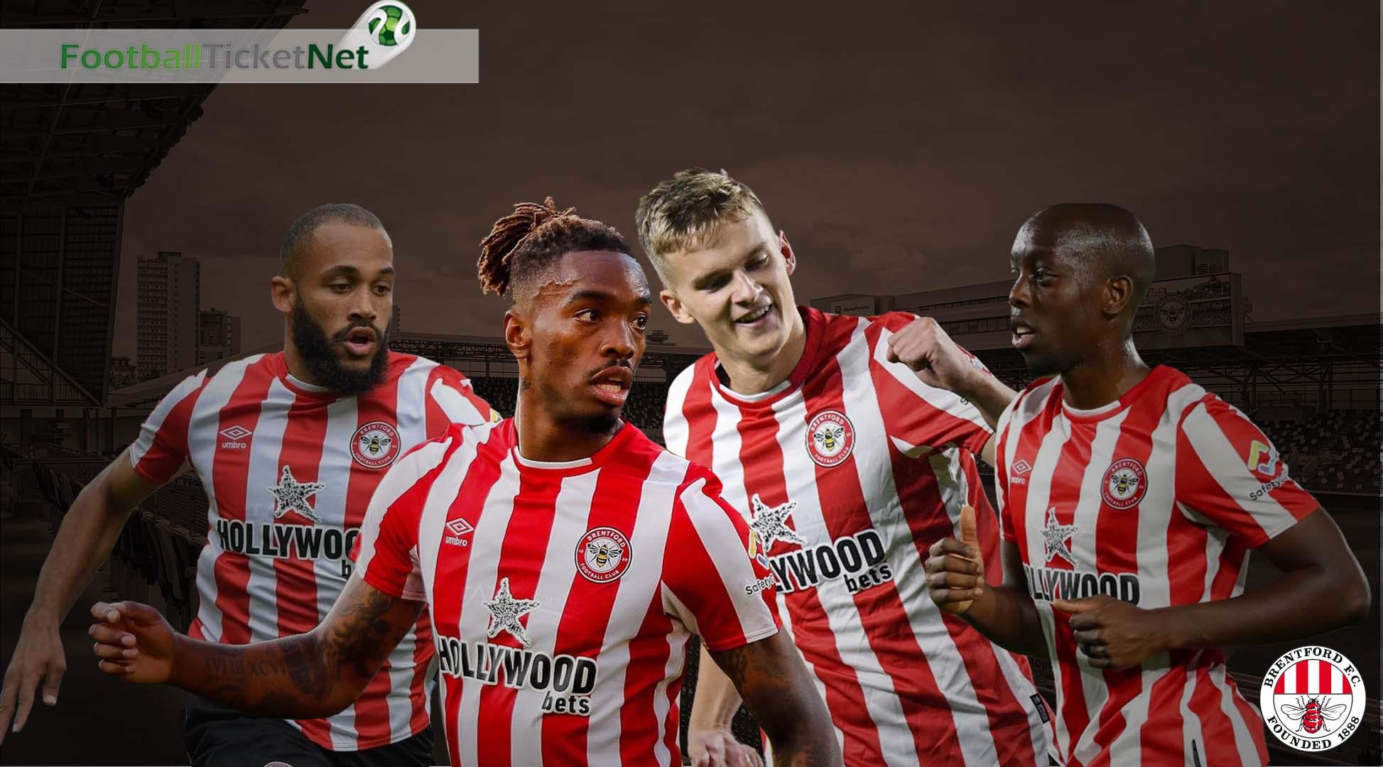 Buy Brentford Tickets 2020/21 | Football Ticket Net
