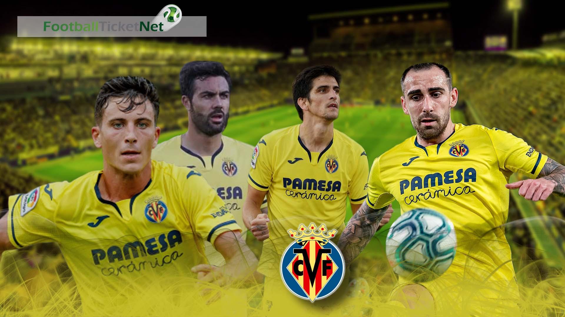 Cf Villarreal